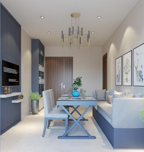 Lựa chọn căn hộ hoàn hảo cho gia đình trẻ