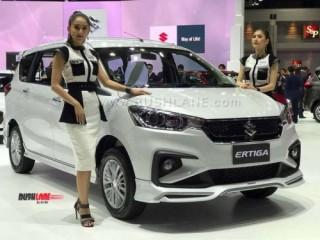 Suzuki Ertiga 2019 sắp về Việt Nam có gì?