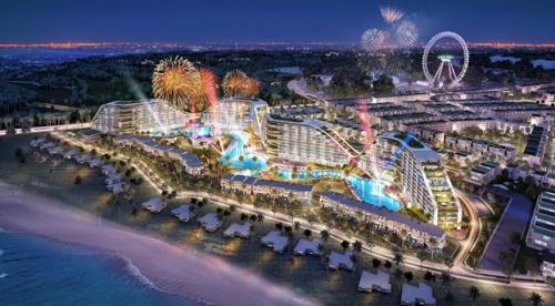 """The Coastal Hill – FLC Grand Hotel Quynhon được vinh danh """"Dự án nghỉ dưỡng hàng đầu"""""""