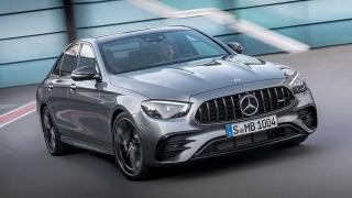 Mercedes-Benz E-Class 2021 chính thức ra mắt