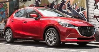 Mazda2 2020 sắp ra mắt tại Việt Nam