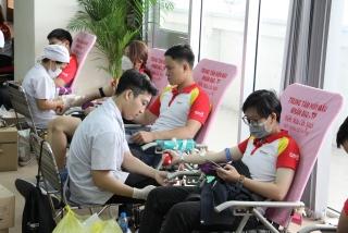 HDBank đóng góp 168 đơn vị máu