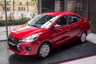 Mitsubishi Attrage CVT 2020 giá 460 triệu đồng có gì?