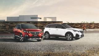 Peugeot 3008, 5008 phiên bản 2020 có giá 1,099 và 1,199 tỷ đồng