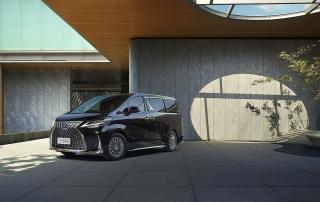 Lexus LM 2020 có giá từ khoảng 3,9 tỷ đồng