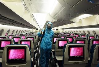 Nhiều hãng hàng không Việt dừng toàn bộ đường bay quốc tế