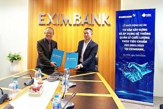 Eximbank đầu tư nâng cao hệ thống quản lý chất lượng