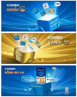 Nhiều tiện ích với 3 Combo tài khoản thanh toán mới của Sacombank