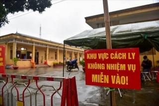 Tối 4/3: 6 ca mắc mới COVID-19 đều tại huyện Kim Thành, Hải Dương