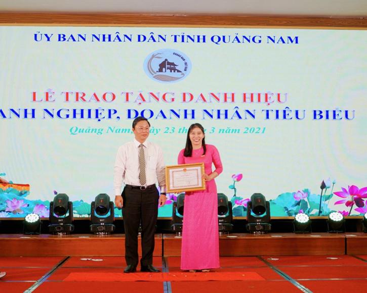 vietinbank quang nam duoc vinh danh doanh nghiep tieu bieu