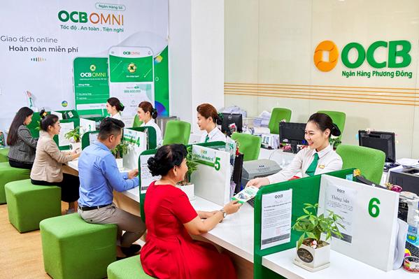 OCB vươn lên nhóm ngân hàng tư nhân hàng đầu tại Việt Nam