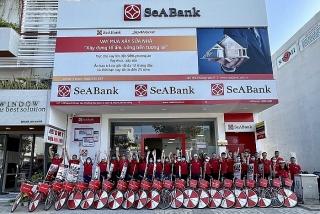 SeABank Hòa Xuân chính thức đi vào hoạt động