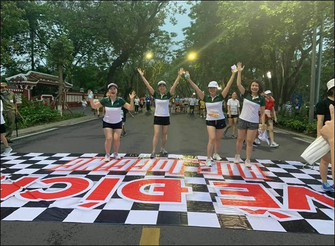 Huế Jogging - Chạy vì cộng đồng
