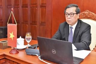 Phó Thống đốc Nguyễn Kim Anh tham dự Hội nghị Thống đốc NHTW ASEAN (ACGM) lần thứ 17