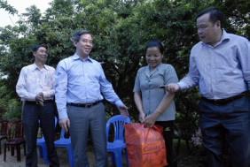Thống đốc NHNN gặp gỡ DN và hộ dân tại tỉnh Sơn La