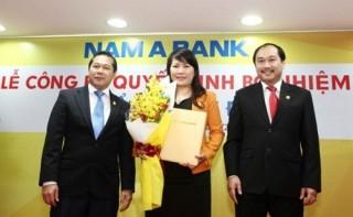 Nam A Bank bổ nhiệm tân Tổng giám đốc