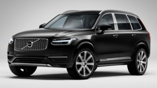 Volvo ra mắt SUV hạng sang XC90 Excellence