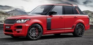 """Range Rover """"bán tải"""" – Không phải trò đùa đâu"""