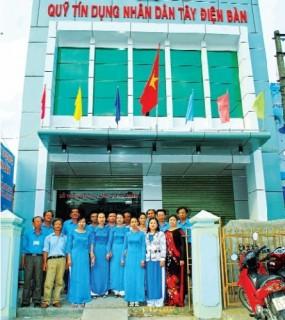QTDND Tây Điện Bàn: Một điểm sáng của kinh tế hợp tác