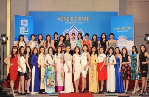 Kết thúc vòng sơ khảo Hoa hậu Biển Việt Nam 2016