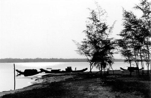 Bến sông quê