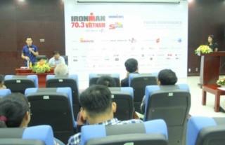 Number 1 tiếp tục đồng hành với Ironman 70.3 Vietnam 2017