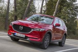 Mazda CX-5 2017 phiên bản Anh có giá từ khoảng 670 triệu đồng