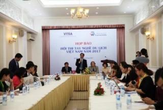 Lần đầu tiên tổ chức thi tay nghề du lịch Việt Nam