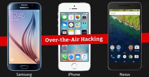 Hàng triệu thiết bị Android và iOS có nguy cơ bị hack qua Wi-Fi