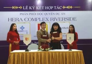 Nhất Nam Land phân phối độc quyền dự án Hera Comlex Riverside
