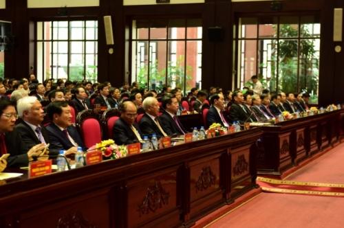Đảng bộ Khối các cơ quan Trung ương kỷ niệm 10 năm thành lập