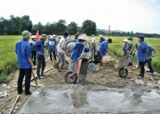 Hà Nội xây dựng nông thôn mới