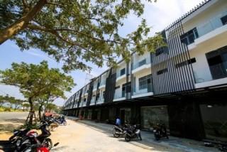 Sắp ra mắt shophouse mặt hồ đầu tiên tại Đà Nẵng