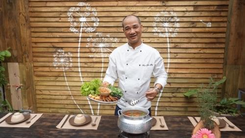 Đà Nẵng khai trương Không gian ẩm thực Ngũ hành tại số 1 Phan Đăng Lưu
