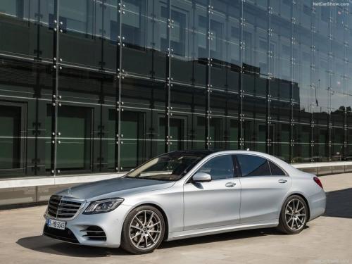 Mercedes S-Class 2018 được nâng cấp về động cơ và trang bị công nghệ mới