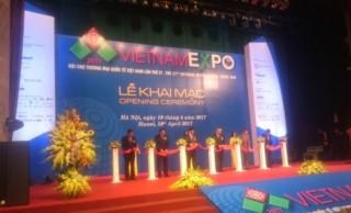 Vietnam Expo sân chơi hấp dẫn cho các doanh nghiệp