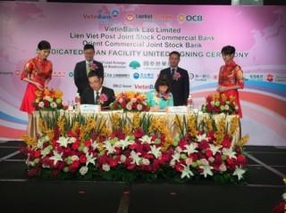 LienVietPostBank tăng cường hợp tác ngân hàng ngoại