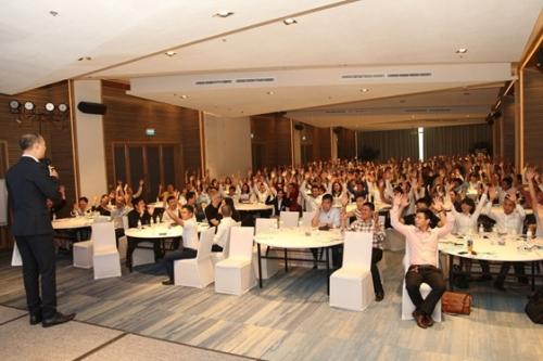 Hội Môi giới BĐS Việt Nam tổ chức chương trình đào tạo tại Nha Trang