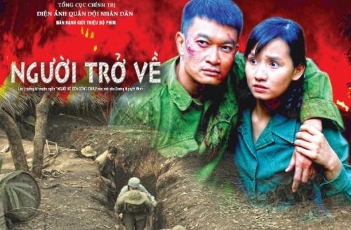 Phim chiến tranh cách mạng: Nỗ lực từ những người trẻ