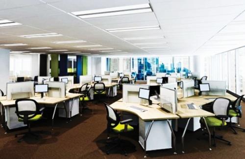 Hà Nội: Giá văn phòng cho thuê tăng nhẹ