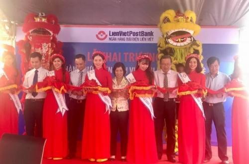 LienVietPostBank tăng cường hiện diện tại khu vực phía Nam