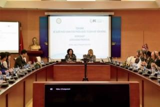 Tọa đàm trao đổi về đề xuất phát hành trái phiếu quốc tế gắn với tiền đồng của IFC