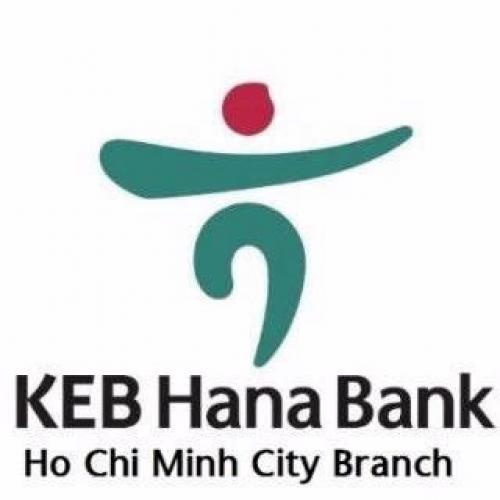 KEB Hana Bank - CN TP. HCM được sửa đổi nội dung mức vốn được cấp
