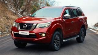 Nissan Terra có giá khoảng 640 triệu đồng