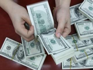 Giá bán ra đồng USD vẫn duy trì ở mức 22.840 đồng/USD