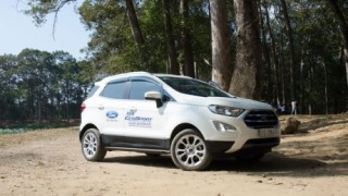 Ford Việt Nam ra mắt EcoSport 2018