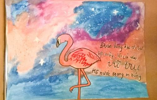 Haiku - khơi mạch tình yêu thiên nhiên