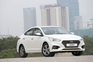 Hyundai Accent 2018 chính thức ra mắt với giá từ 425 triệu đồng