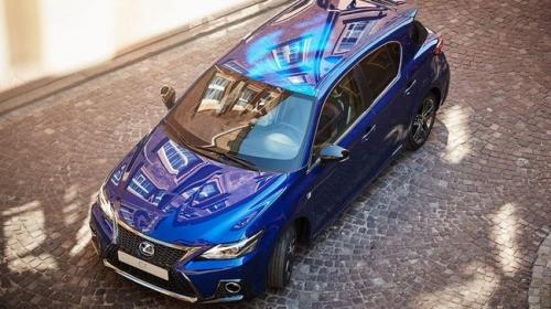 Lexus CT sẽ được 'lột xác'