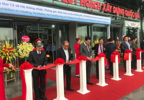 HVACR Vietnam 2018 giới thiệu về công trình xanh và sử dụng năng lượng hiệu quả